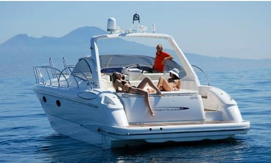 Manò 38.50 Motor Yacht Charter From Milazzo Sicilia