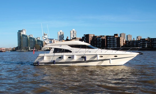 Charter Sunseeker Manhattan 54 In London, United Kingdom