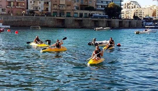 Rent A Kayak In Saint Julian's, Malta