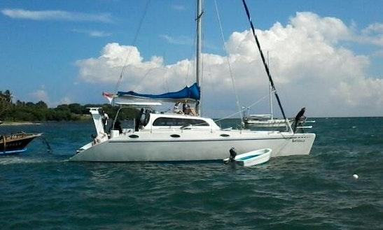 Charter A Cruising Catamaran In Batu Layar, Nusa Tenggara