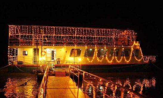 Charter Passenger Boat In Cortalim, Goa