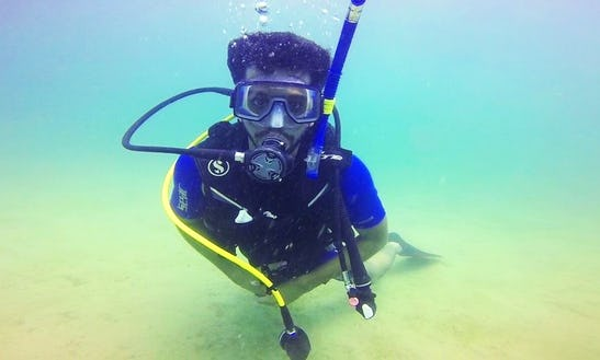 Enjoy Diving Trips And Courses In Candolim, Goa