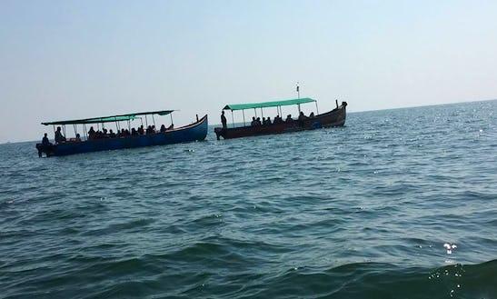 Enjoy Island Tour Candolim, Goa