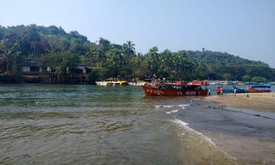 Explore The Underwater Life In Goa, India