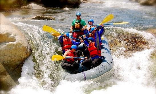 Enjoy Rafting Trips In Bengaluru, Karnataka