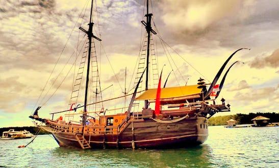 Enjoy Sailing Schooner In Denpasar Selatan, Indonesia