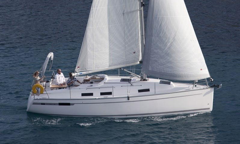 "Charter the 32ft ""Anemos"" Bavaria Sailing Yacht in Lefkada, Greece"