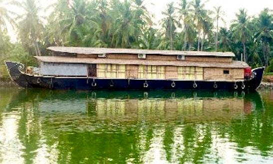 Charter 100' House Boat In Nileshwar, Kerala