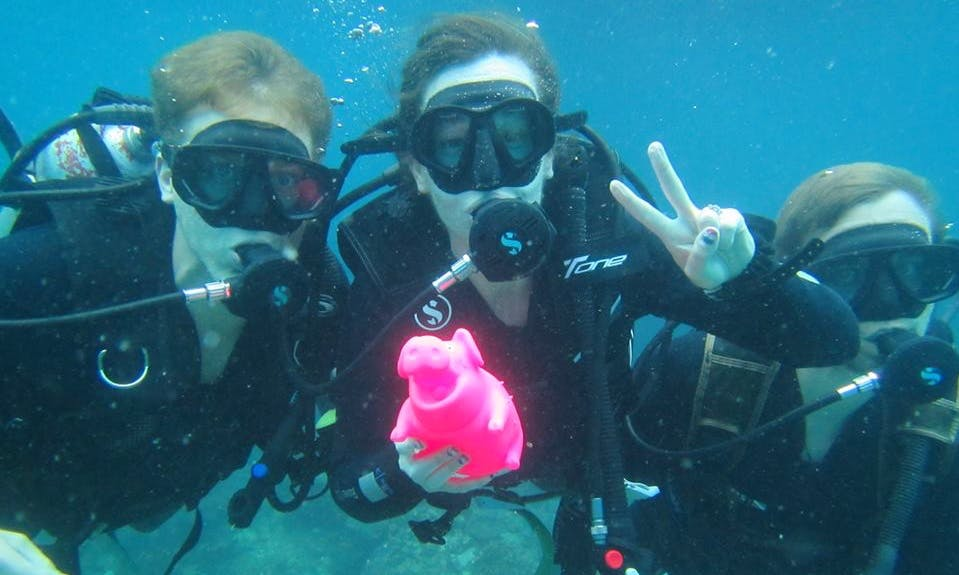 Diving Courses in Nha Trang, Vietnam