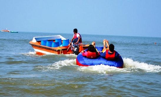 Enjoy Bumper Rides In Baga, Goa