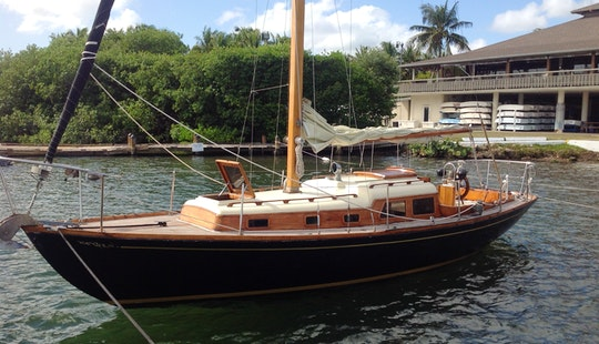 Sloop Rental In Miami