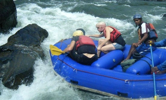 Enjoy Rafting Trips In Goa, India