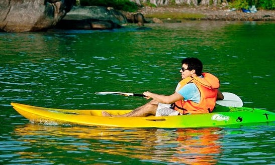 Enjoy Kayak Rentals In Morjim, Goa