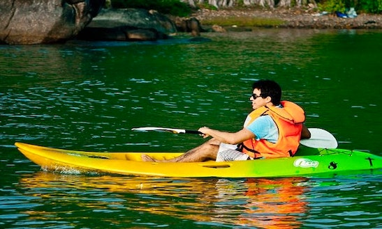 Enjoy Kayak Rentals In Morjim, Goa