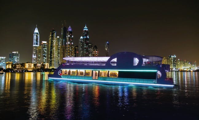 Charter 105' Power Mega Yacht In Dubai, UAE