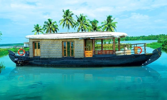 Charter A Houseboat In Thiruvananthapuram, Kerala