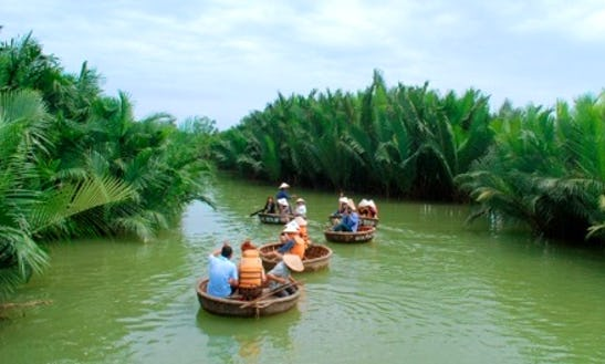 Enjoy Eco Coconut Tour In Nguyen, Vietnam