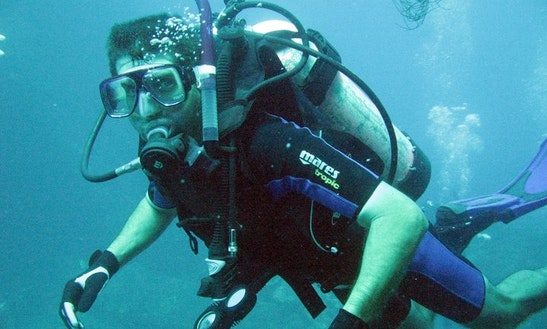 Enjoy Diving Trips And Courses In Malvan, Maharashtra!
