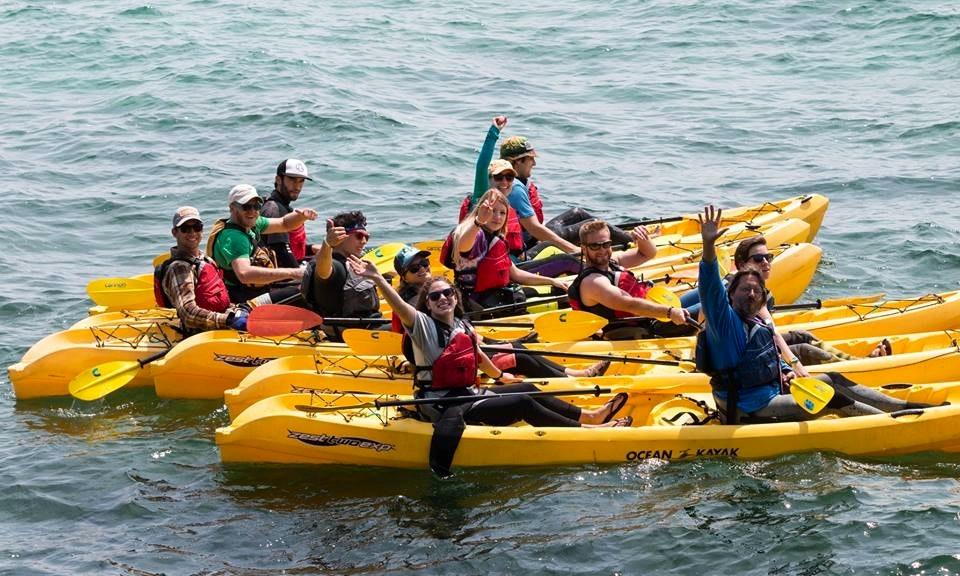 Kayak Rental And Kayak Tour In Sturgeon Bay Wi Getmyboat