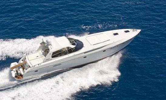 Charter 63' Power Mega Yacht In Campania, Italy