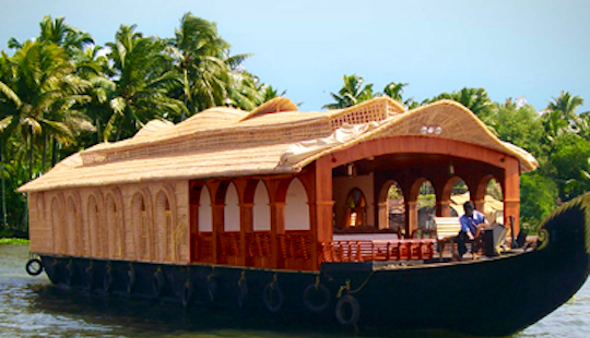 A Great Vacation Idea In Kerala, India For 4 Pax