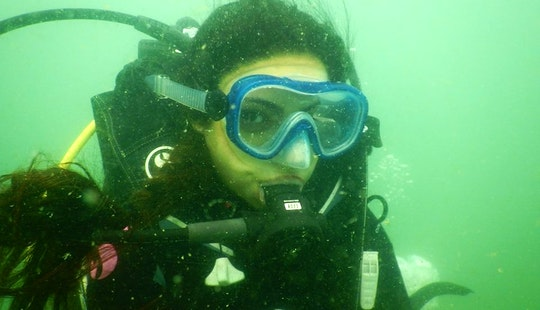 Enjoy Diving Courses In Calalngute, Goa