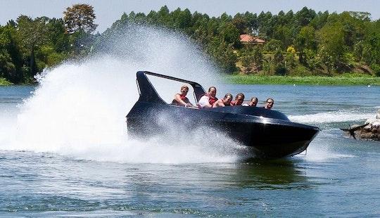 Enjoy Jet Boat Tours In Krong Kampot, Cambodia