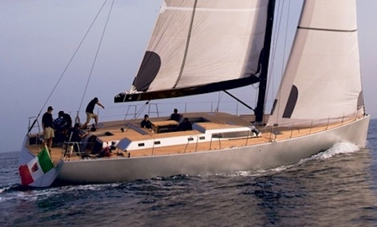 Charter The 71ft Isy Sailing Mega Yacht From Portisco, Italy