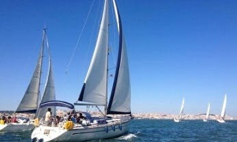 "Charter the 49ft ""Moonfleet"" Cruising Monohull in Lisboa"
