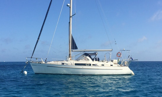 Charter 40' Cruising Monohull In Santa Maria Sal, Cape Verde
