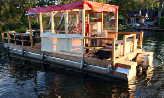 Houseboat Rental In Berlin, Germany
