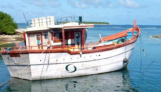 The Cheapest Boat Service In Male, Maldives