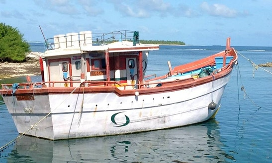 The Cheapest Boat Service In Male, Maldives