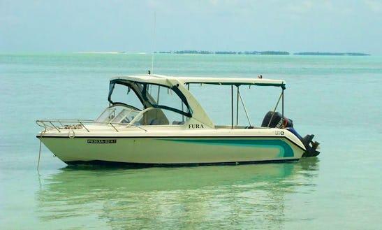 Charter A Bowrider In Male, Maldives
