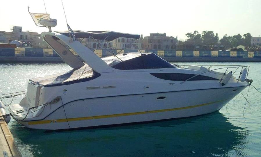 Charter a Motor Yacht in Limassol, Cyprus