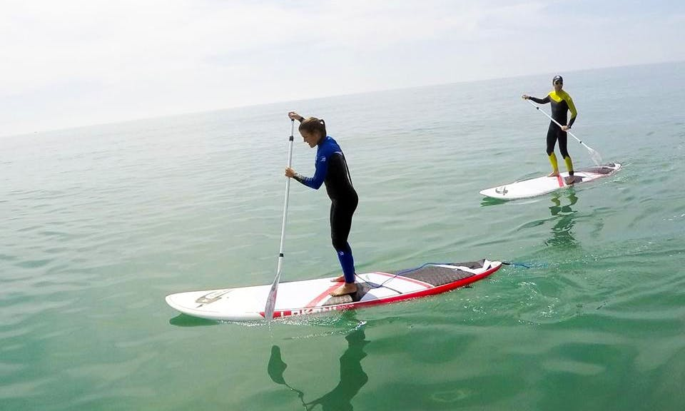 Rent a Stand Up Paddleboard in Albufeira, Portugal