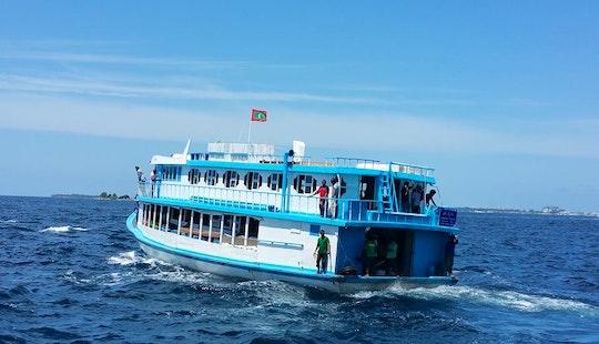 Charter A Passenger Boat In Male, Maldives