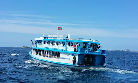 Charter A Passenger Boat In Male, Maldives