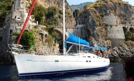 Charter A Cruising Monohull In Terracina, Italy