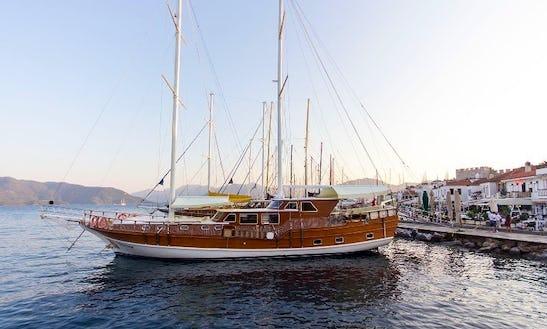 Captained Gulet Charter In Corfu, Greece - Felton