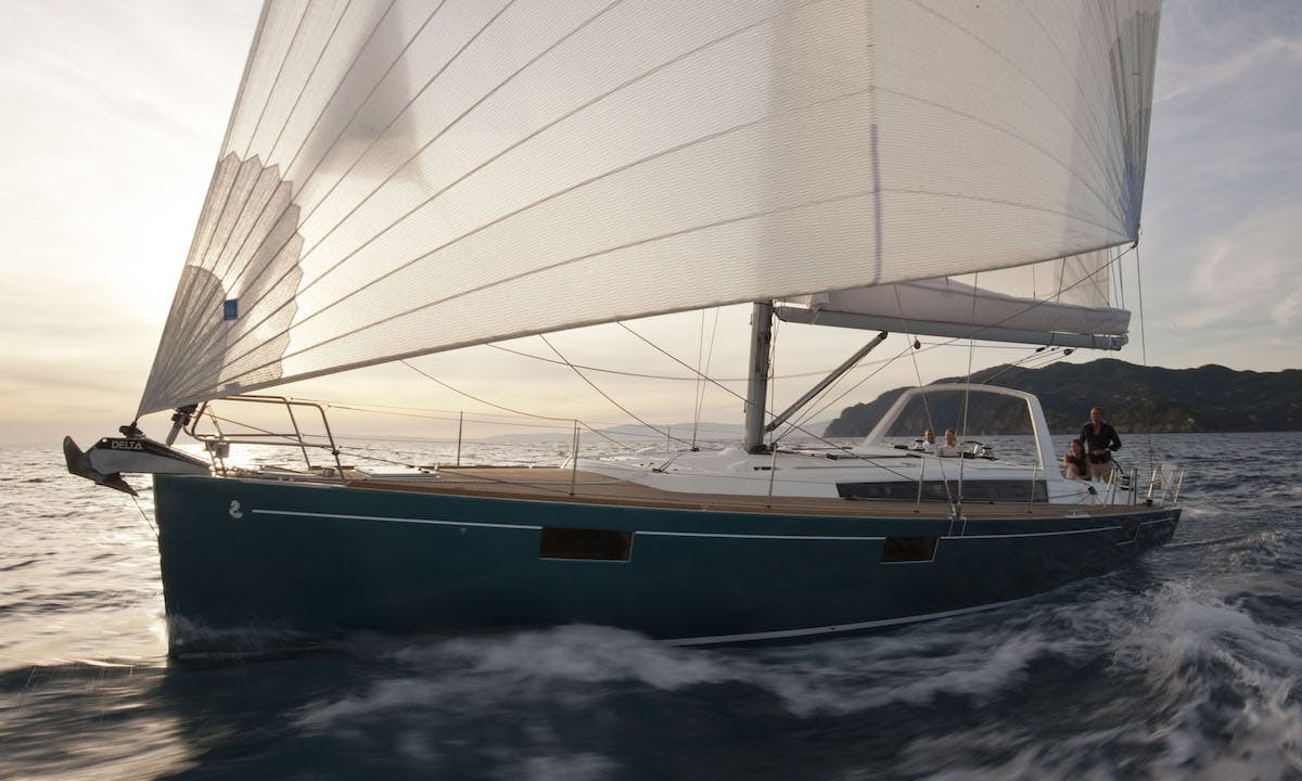 "Charter the 48ft ""Nayad"" Sailing Yacht in Tonnarella, Italy"