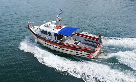 Dive Charter On Lady Gail Ii In Pembrokeshire, Wales