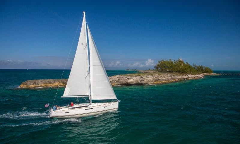 "Jeanneau Sun Odyssey 469 ""Idra"" Sailing Yacht Charter in Scarlino, Italy"