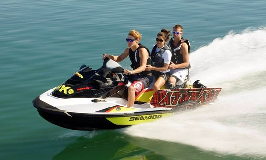 Rent A Jet Ski In Bodrogkisfalud, Hungary