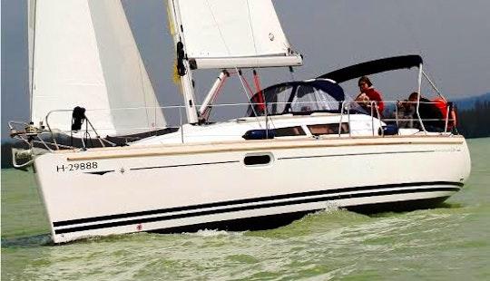 Cruise Around Hungary Coast Aboard Jeanneau So36i Sailing Yacht