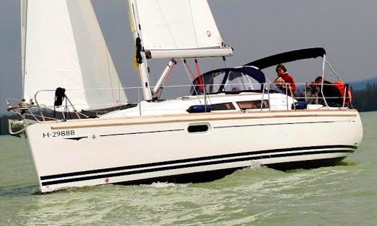Cruise Around Hungary Coast Aboard Jeanneau So36i Sailing Yacht