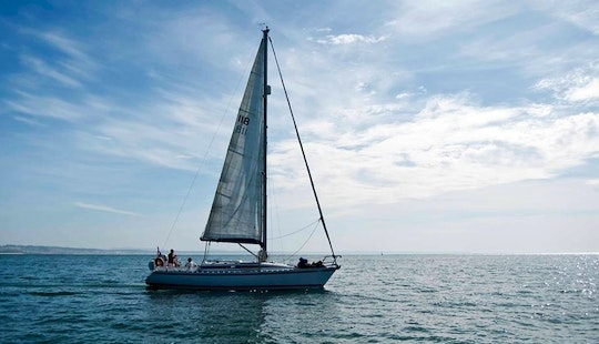 Create Unforgettable Moments In Lisbon Aboard 12 Person Sailboat