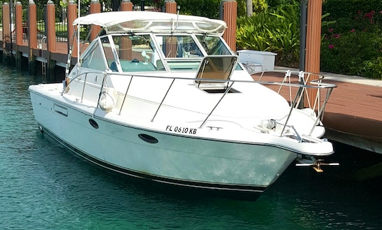 Charter The Tiara 2900 Open Express Motor Yacht In Nassau, Bahamas