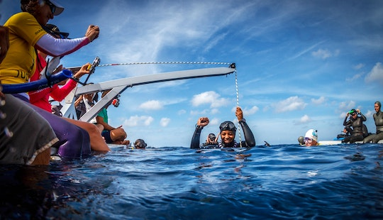Freediving In Caribbean Netherlands (bonaire) And Scuba Courses