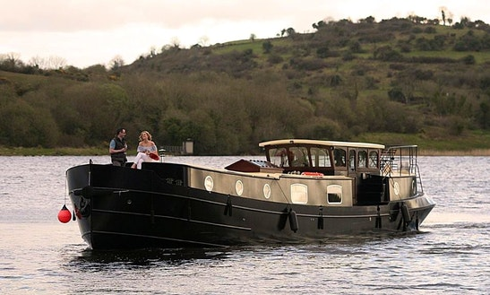 Boat Hotel Experience In Carrick-on-shannon, Ireland